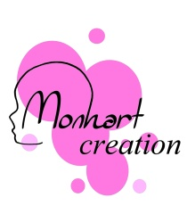 Logo Monhart Creation Puppen